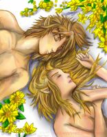 Zelink Deep Sleep by Rinkuchan27