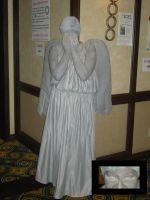 Weeping Angel by chubby-choco