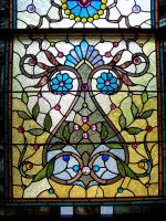 Stained Glass02 by Della-Stock