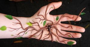Nature Takes Over by artistry-and-imagery