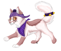 Chibi Commission: Kikoh by SnowBumbee