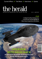 The Herald Cover: March 2011 by LynxMukka