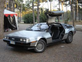 De Lorean by NekoSamaWorks