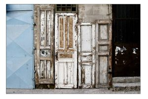 The Doors by gilad