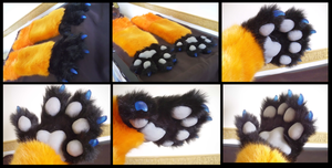 Frank Handpaws by CuriousCreatures