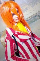 Fujimoto by the Water by SteamPunk-Anime