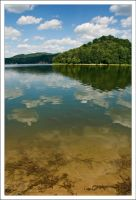 Solina Lake 1 by Vilq