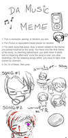 Music Meme ^-^' by Hanyan-x3