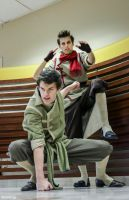 Mako and Bolin 4 by Dugong by Confidenceman047