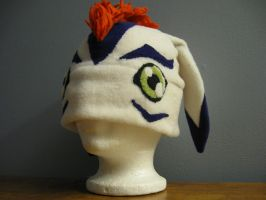 Gomamon Hat -sold- by red-eye-tree-frog