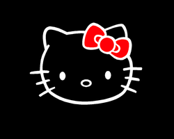 Hello Kitty Wallpaper by IxI-95