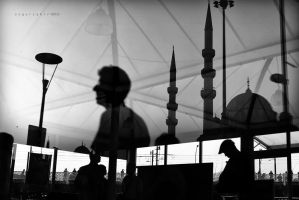They call it chaos, we call it home: Istanbul by oscarsnapshotter