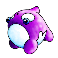 Beachball Whale by Rabid-Weasels