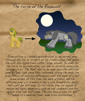 Curious Conditions: The Curse of the Roanwolf by The-Clockwork-Crow