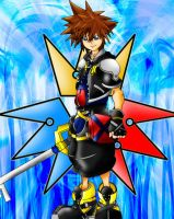 Kh2 Sora by Smoking-Squirrel
