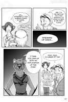 Dreamcatcher Chap. 2: Pg. 11 by Lunaromon