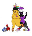 Happy Easter Feaster by Chaos-force