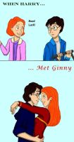 When Harry Met Ginny... by DKCissner