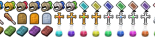 New icons for RPGMaker VX by SD-Arius