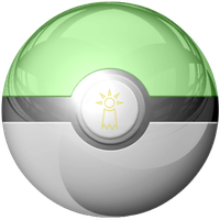 Crest of Hope Pokeball request test 1 by KalEl7