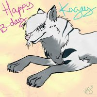 Happy Birthday Kagay! by KaotikJuju