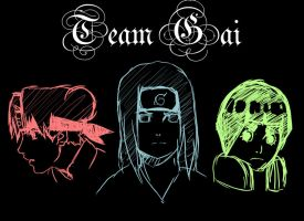 team gai by BayneezOne