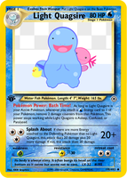 Light Quagsire Card by Karite-Kita-Neko