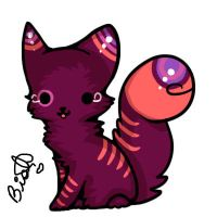 Cat Adoptable ~ 2 by BiahAdopts