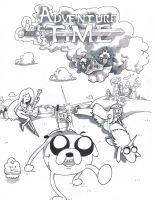 Adventure Time Concept by KuddlyFatality
