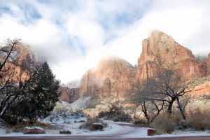Zion National Parl II by esee