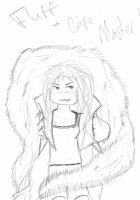 FluffyCapeMama by Cats-Soul-Human-Body