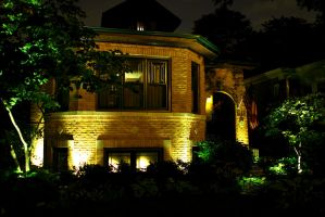 House on Rockwell by lightzone