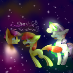 Dont Go Scoot!  by SophsCreations