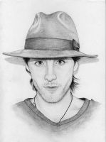 Jared Leto by b3xy88