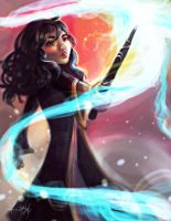 Hermione by revois