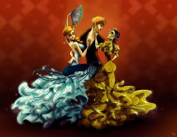 Bleach - Flamenco Dance by rocom