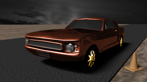 Mustang - Preview by Antscape
