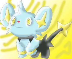 Shinx by Mast88
