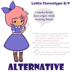 Lolita Stereotype 8 of 9 by wolfypuppy
