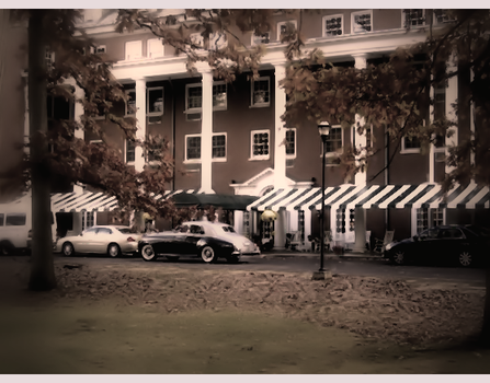 Saratoga Springs Hotel by Shannon-K