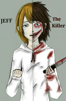 Jeff The Killer by Elitahime