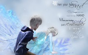 Jelsa~ Won't let you go by AngelUnicorn123