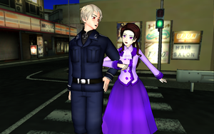 Hetalia - A Night on the Town by PhantomPhan14