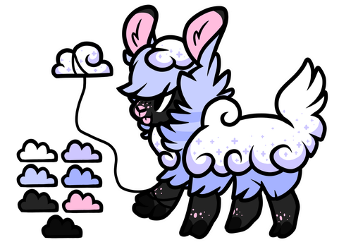 (Closed) Sheep concept for sale by Aeniridiae