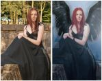 eternity before and after by MelanieMaterne
