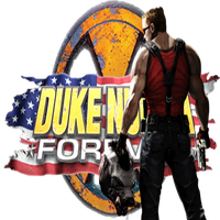 Duke Nukem Forever Dock Icon by Rich246