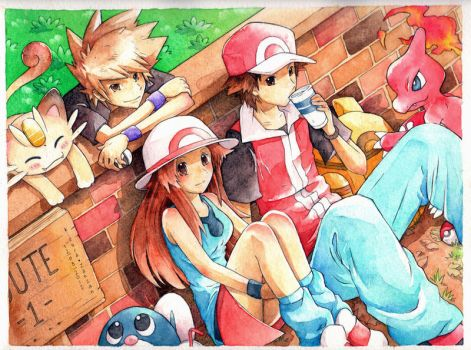 Route 1 by Kidura