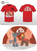 T-Shirt_Template_2011_red by rosenglas
