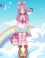 ANIME GIRL 2.0 Dress up Game by willbeyou