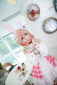 Alice In Wonderland - Usagi Rabbit by Xeno-Photography